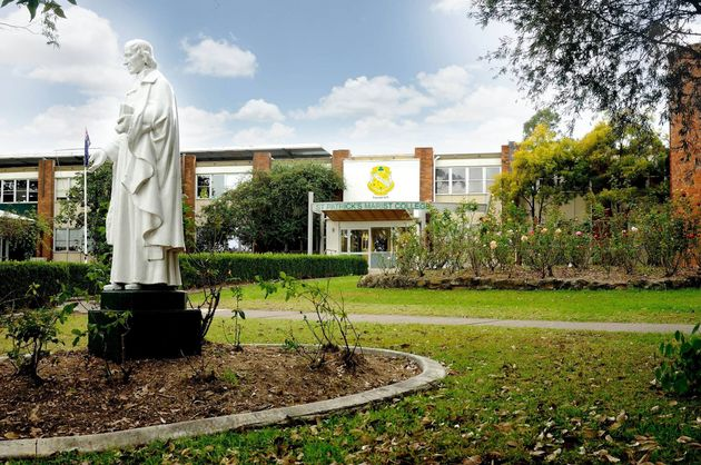 Two students at St Patrick's Marist College Dundas have tested positive for coronavirus (COVID-19).