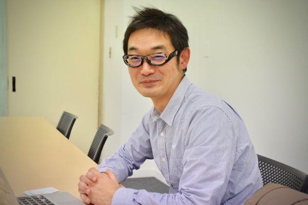 「マチマチ」の石井智彦さん
