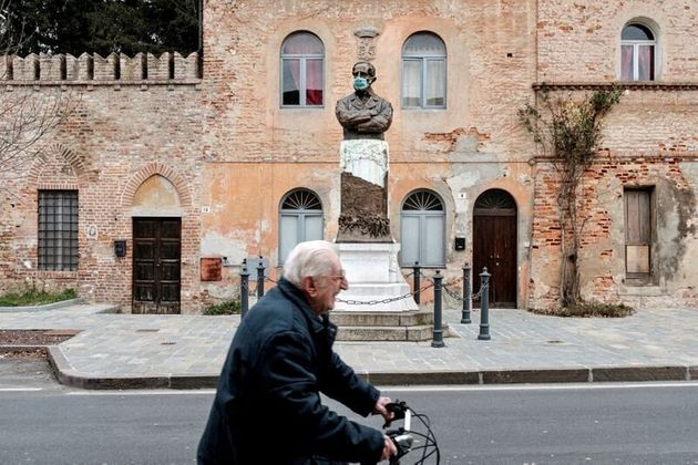 Κορονοϊός: 15 εκατ. άνθρωποι σε καραντίνα και 133 νεκροί σε μία μέρα Ιταλία - Εξάπλωση του ιού σε 109