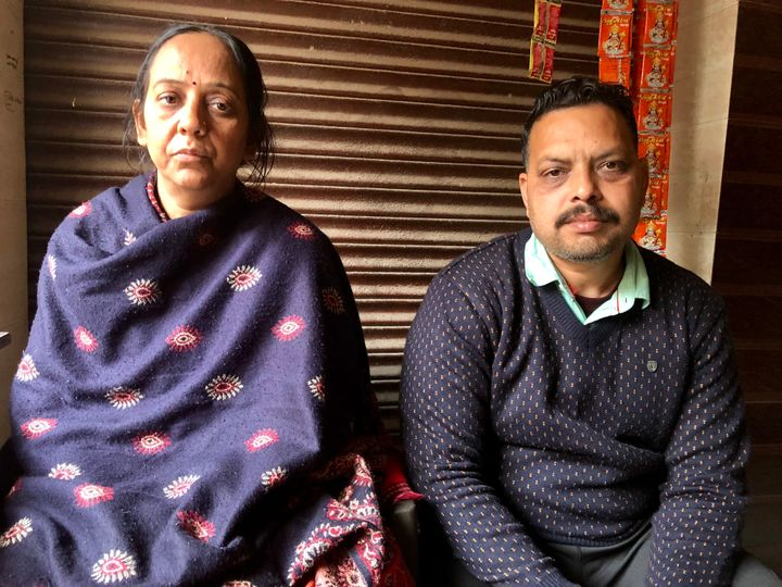 Mamta Singh and Dilip Singh lost their son in the Delhi Riots on 25 February, 2020.
