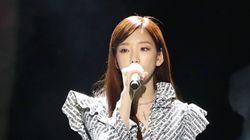 소녀시대 태연이 31번째 생일인 오늘(9일) 부친상을