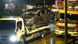 Hallan los cadáveres de los tres desaparecidos tras precipitarse su vehículo al agua en Hernani