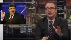 John Oliver Lambasts Arnab Goswami And Hotstar In Latest