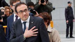 Josep Rull sale de la cárcel para trabajar en Mútua
