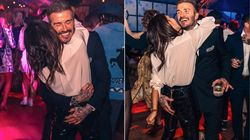 David And Victoria Beckham Are Couple Goals At Son Brooklyn's 21st Birthday