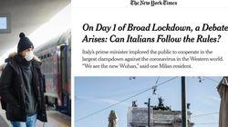 Il dubbio del New York Times sugli italiani: