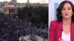 Díaz Ayuso defiende su ausencia en el 8-M: