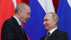 Βίντεο: «Καψώνι» στον Ερντογάν από τον Πούτιν στη συνάντησή