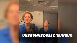 Elizabeth Warren a surpris son monde avec cette apparition