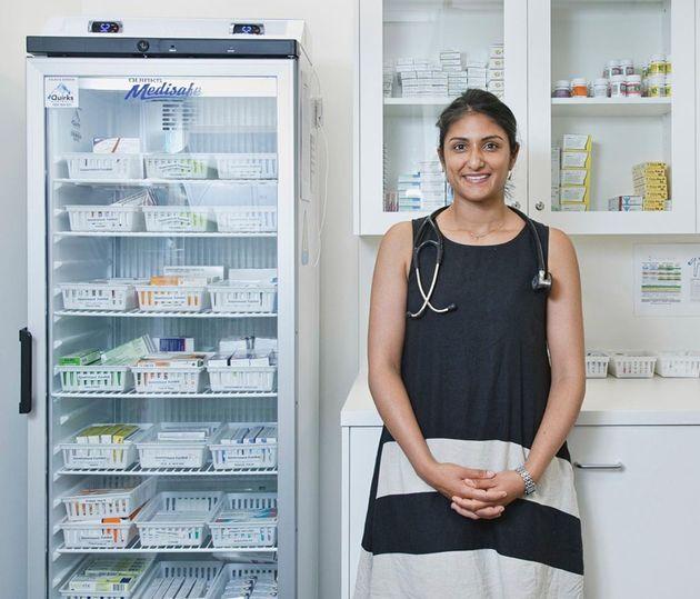 Melbourne-based general practitioner, Dr Preeya Alexander, said parents shouldn't be concerned about...