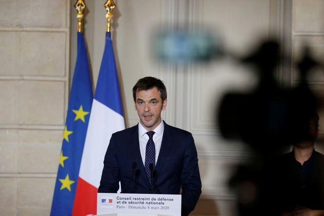 Olivier Véran a évoqué dimanche 8 mars les événements