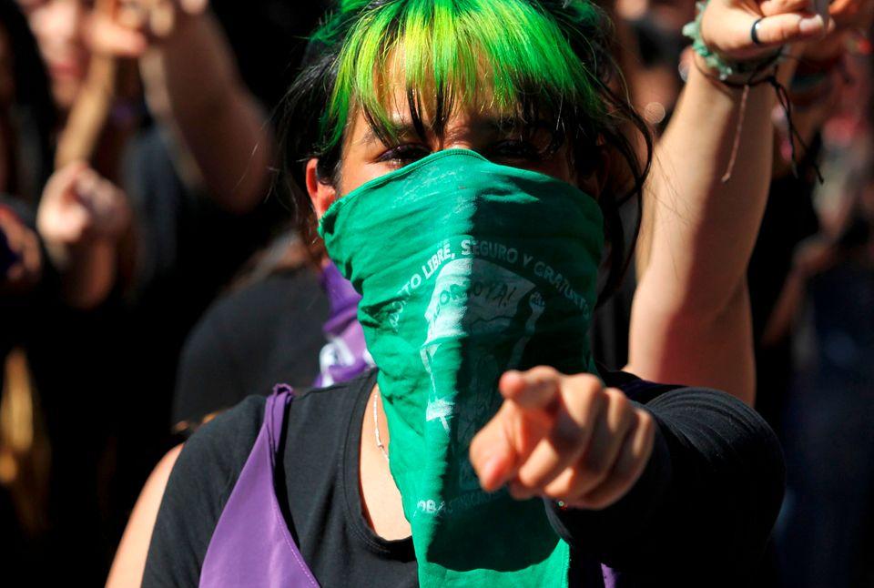 Fim da violência contra a mulher foi uma das principais bandeiras do 8M no