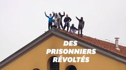 Les détenus italiens se révoltent contre les mesures prises face au