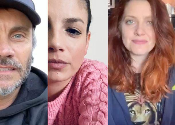 Da Emma Marrone a Fiorello: l'appello dei vip per
