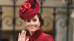 Kate Middleton's All-Red Look Is A Royal