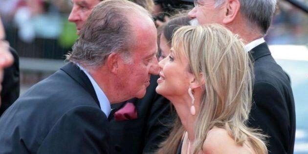 Juan Carlos I y Corinna zu Sayn-Wittgenstein se