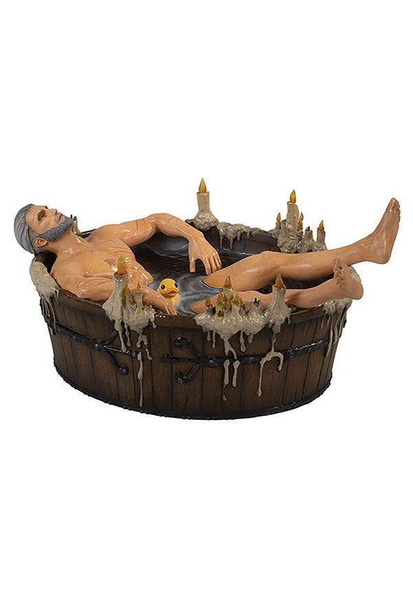 "<a href=""The Witcher Geralt in the Bath Statue: https:/www.fun.com/the-witcher-3-geralt-in-bath-statuette.html"" target=""_blan"