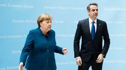 Μέρκελ: Απαράδεκτη η στάση της Τουρκίας στο μεταναστευτικό - Πλήρης στήριξη στην