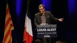 À Perpignan, Louis Aliot largement en tête au premier tour des