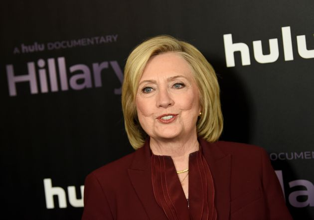 NEW YORK, NEW YORK - MARCH 04: Hillary Clinton attends the New York City premiere of