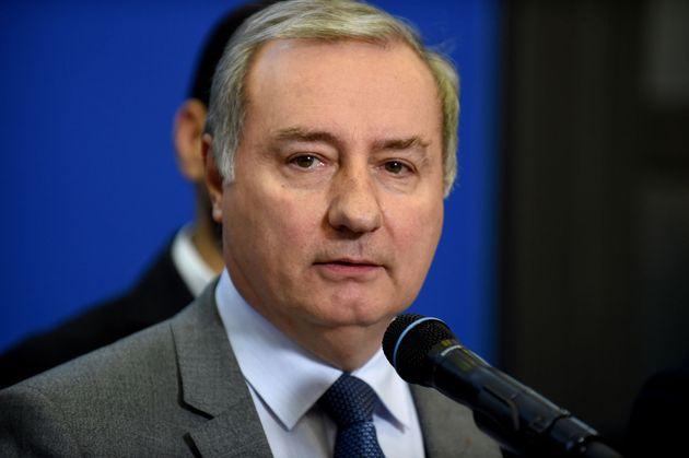 Jean-Luc Moudenc, maire LR de Toulouse candidat à sa
