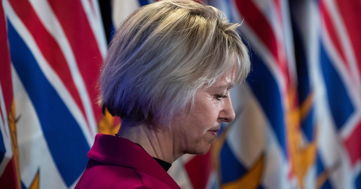 B.C.で報告されたカナダのコロナウイルスによる最初の死ケアセンター