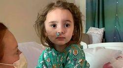 HΠΑ: 4χρονη ανέκτησε την όρασή της αφού πρώτα την έχασε από