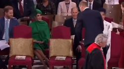 La tensión existente entre Harry y Meghan Markle y los duques de Cambridge: tan solo se dicen una