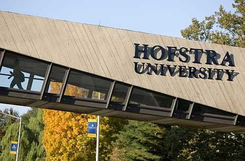 Hofstra University's campus on Long Island has canceled in-person