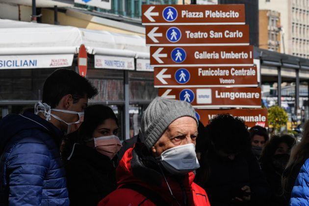 Italia restringe los movimientos en todo el país por el