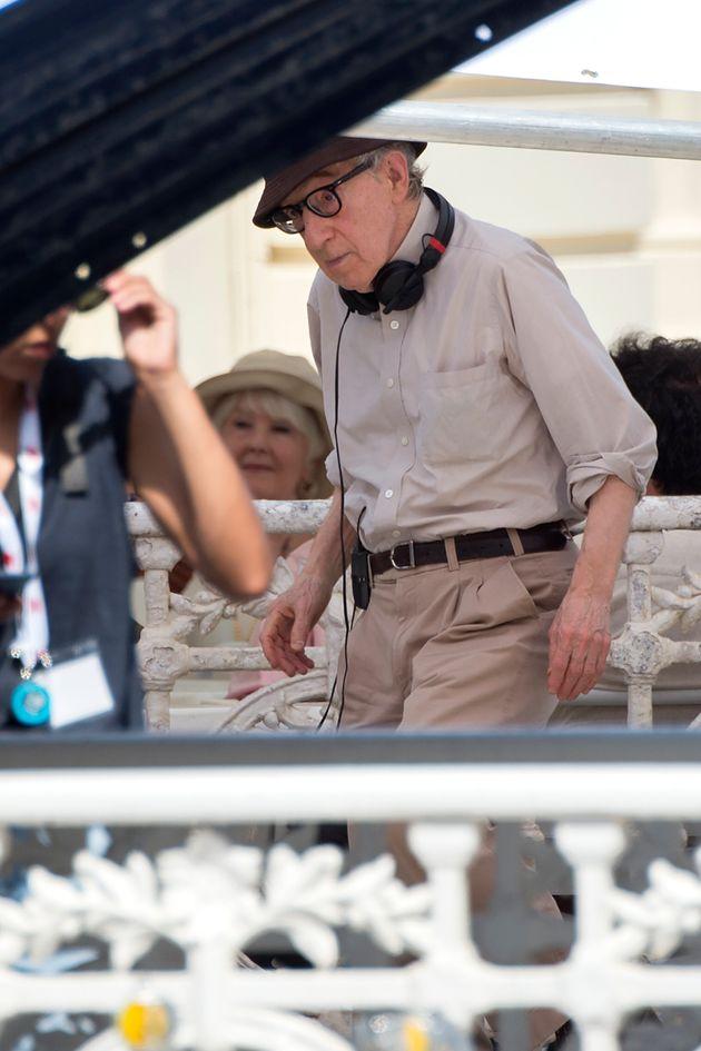 Imagen de archivo de Woody Allen en San