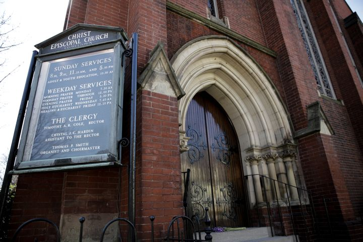 Mayor Muriel Bowser asked hundreds of Christ Church, Georgetown, parishioners to stay home for 14 days after a rector at the