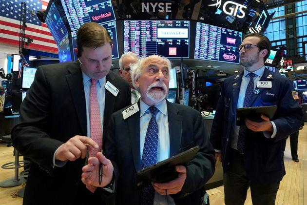 3月9日のニューヨーク証券取引所