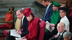 Χάρι και Μέγκαν: Ο πραγματικός λόγος που κάθισαν πίσω από τον Γουίλιαμ και την Κέιτ στην τελευταία τους