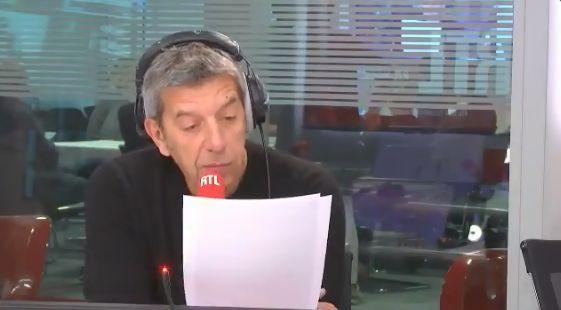 Michel Cymes pousse un coup de gueule contre Dupont-Aignan sur RTL, mardi 10
