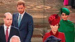 Harry e Meghan tornano a corte: William dice solo