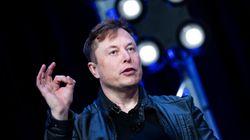 42 000 nouveaux satellites en orbite? Pas de problème, dit Elon