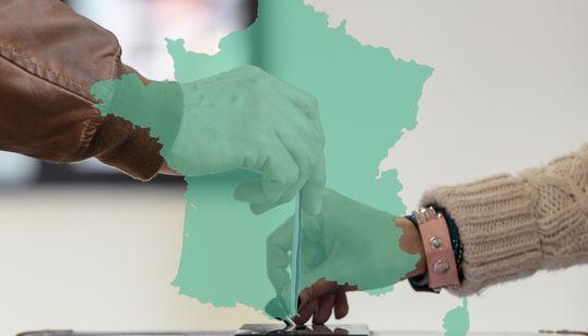 Cinq cartes pour comprendre les enjeux nationaux des élections