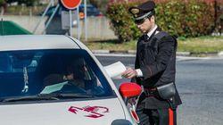 A Roma scattati i controlli della polizia sulle