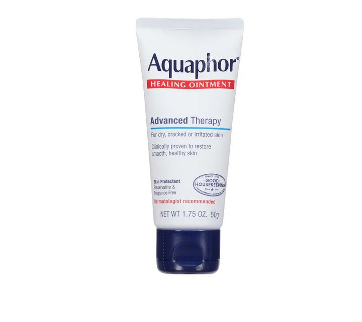 "According to The Washington Post, <a href=""https://www.washingtonpost.com/lifestyle/wellness/hand-washing-coronavirus-moisturizer-dry/2020/03/06/ede43874-5fcb-11ea-b014-4fafa866bb81_story.html"" target=""_blank"" rel=""noopener noreferrer"">a thicker ointment like Aquaphor </a>is better than just creams and lotions. Get <a href=""https://www.walgreens.com/store/c/aquaphor-healing-skin-ointment/ID=prod14801-product?ext=gooKBM_PLA_-_Beauty_(2019_Update)&amp;pla&amp;adtype=pla_with_promotion&amp;kpid=sku314801&amp;sst=_k_EAIaIQobChMI-53HvsmQ6AIVGLbICh343wHVEAYYAyABEgLtWvD_BwE_k_&amp;gclid=EAIaIQobChMI-53HvsmQ6AIVGLbICh343wHVEAYYAyABEgLtWvD_BwE"" target=""_blank"" rel=""noopener noreferrer"">Aquaphor healing skin ointment from Walgreens for $6.49</a>"