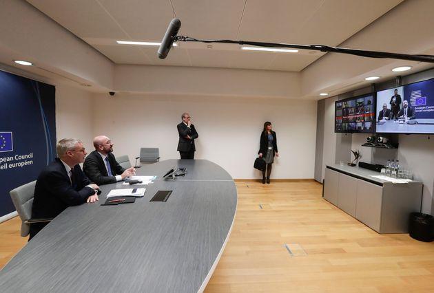 Ε.Ε: Μέτρα για την οικονομία και ειδικό ταμείο 25 δισ. ευρώ για τον