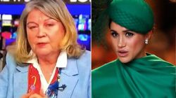 Live TV Guest Calls Meghan Markle '5 Clicks Up From Trailer Trash,' Sparks
