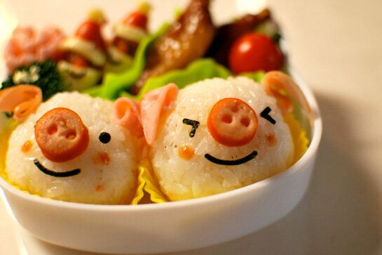 Bento box lunches that look like pigs, cakes that are trains and eggs that look like baby chicks — adorable — until you reali