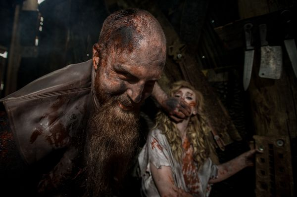 """Along with three haunted houses, the <a href=""""http://www.fieldofscreams.com"""" target=""""_blank"""">Field of Screams</a> also boasts"""