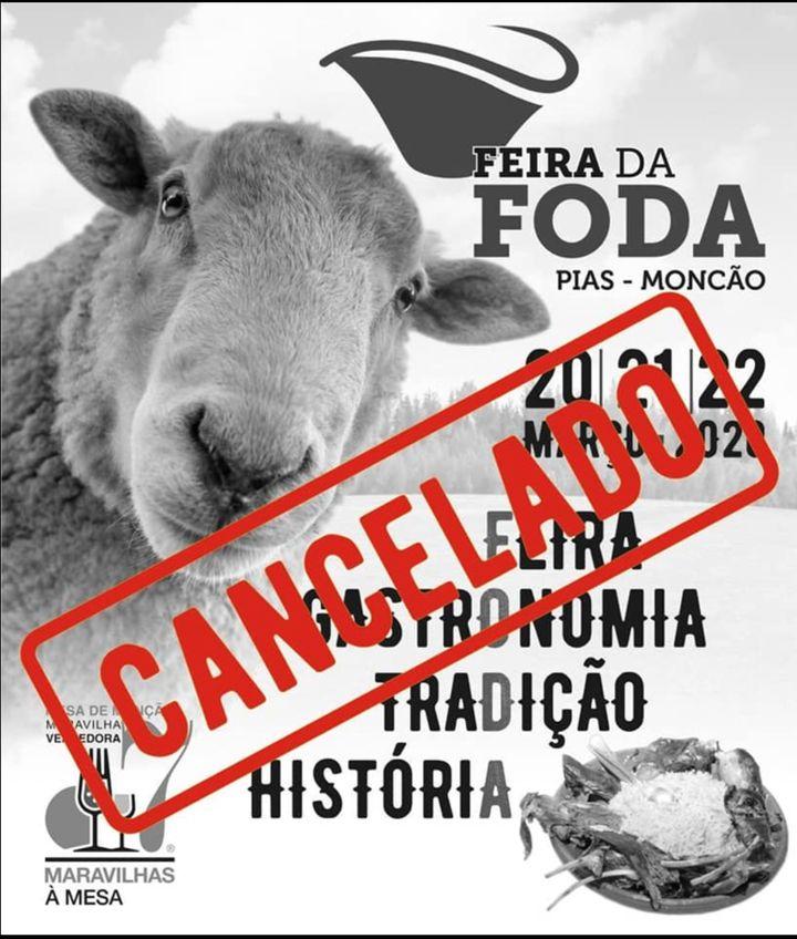 Evento tradicional de Monção foi cancelado por causa do coronavírus e virou motivo de piada de brasileiros.