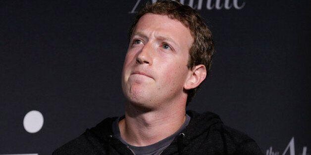WASHINGTON, DC - SEPTEMBER 18:  Facebook CEO Mark Zuckerberg speaks at the Newseum September 18, 2013 in Washington, DC. Zuck