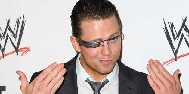 BEVERLY HILLS, CA - AUGUST 15:  Professional wrestler The Miz arrives at WWE and E! Entertainment's 'Superstars For Hope' at