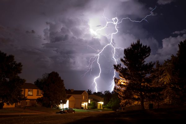 "<strong>Why It's A Threat:</strong>  Summer lightning storms can cause home fires that <a href=""https://www.disastersafety.or"