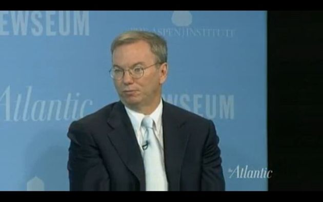 Eric Schmidt: Google's Policy Is To 'Get Right Up To The Creepy Line'