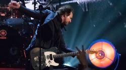 Pearl Jam reporte des concerts au Canada en raison du
